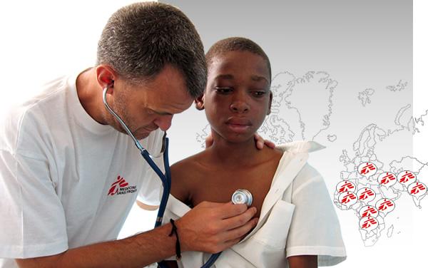 MÉDICOS SIN FRONTERAS ::: Ayúdanos a seguir salvando vidas