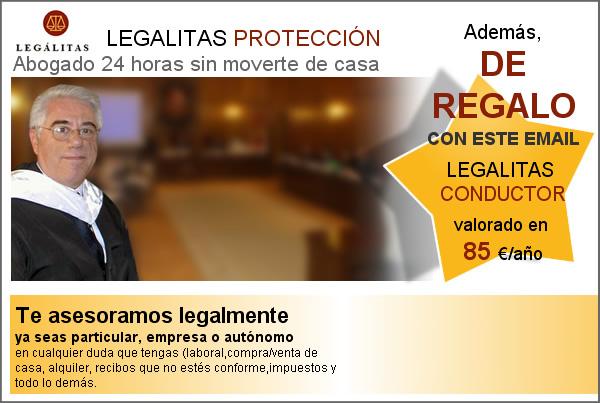 LEGALITAS PROTECCIÓN. Abogado 24 horas